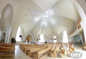 Catedral with 3D ceiling