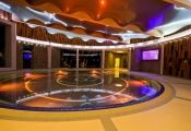 Spa center 3D ceiling