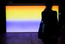 Translucent Wall installation