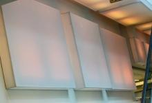 Translucent wall panels