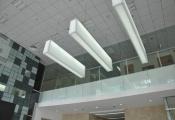 Modular ceiling light panels