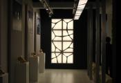 Exhibition modular light panel