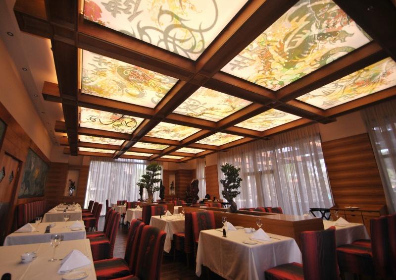 Restaurant Ceilings