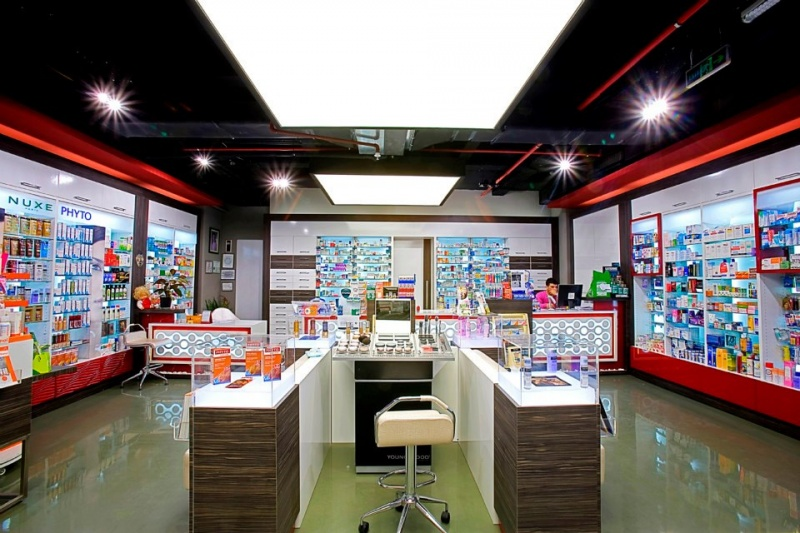 Retail Store Ceilings