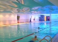 Spa and Swimming Pools Ceilings