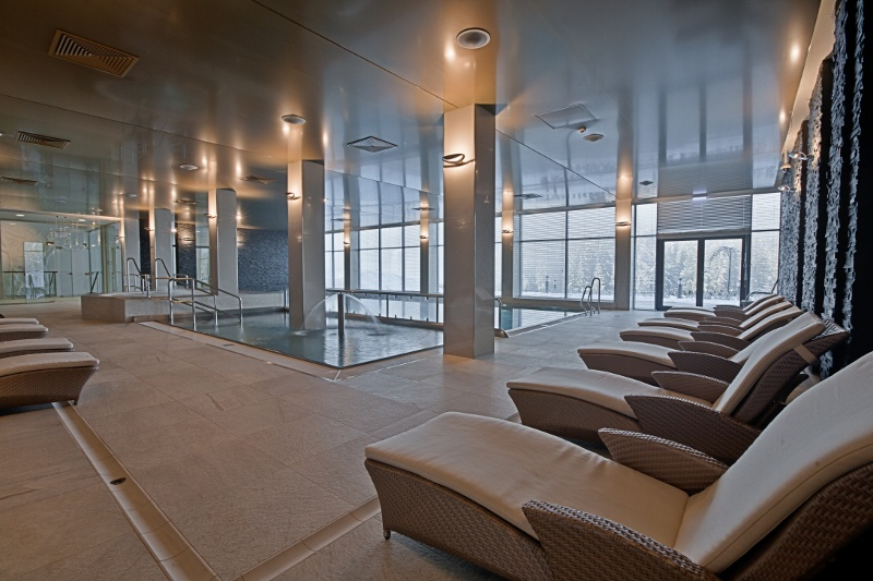 Spa And Wellness Center Ceilings
