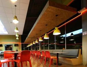 restaurant-ceiling-panels