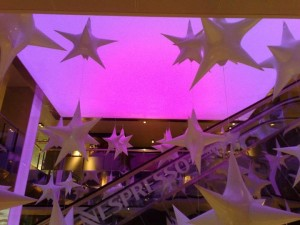star-shaped-ceiling-panel