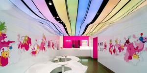 bright stretch ceiling